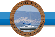 North Lake Property Management Logo